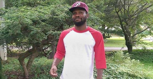 Dash-cam de capturas de vídeo lucha fatal de Nueva Jersey disparo de negro conductor
