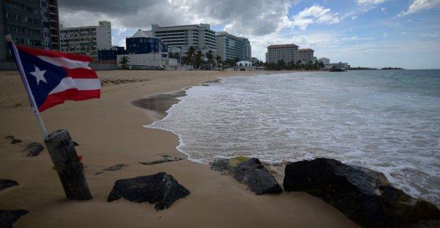 De Puerto Rico a la demanda COVID-19 resultados de la prueba de pasajeros