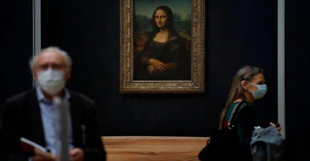 De vuelta a la muela para la 'Mona Lisa' en la post-bloqueo del Louvre