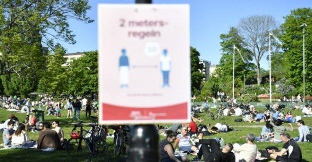 Demasiado muchos murieron, dice que el hombre detrás de la sueca virus plan de