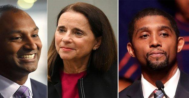 Democrática del concurso de Baltimore alcalde tops carrera de las primarias