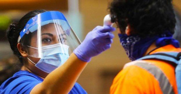 Donde se coronavirus los casos de aumento y la caída?