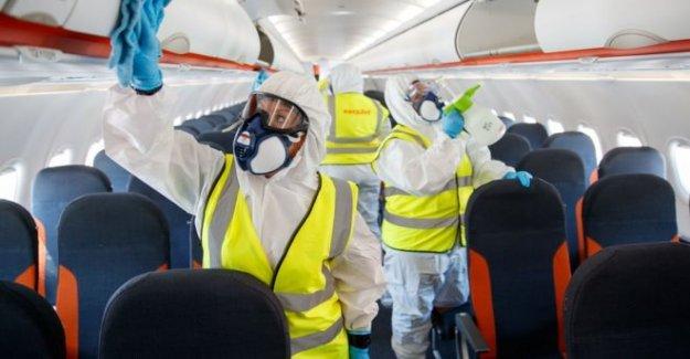 EasyJet establece el plan para reanudar los vuelos de verano