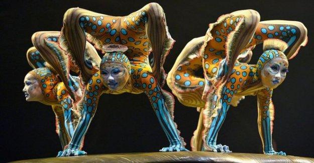 El Cirque du Soleil cortes de 3.500 puestos de trabajo para evitar la quiebra