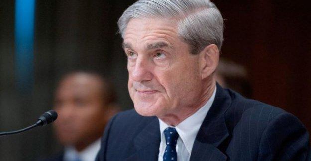 El DEPARTAMENTO de justicia de los archivos formal de apelación de la Corte Suprema sobre acceso a la Casa de Mueller gran jurado material