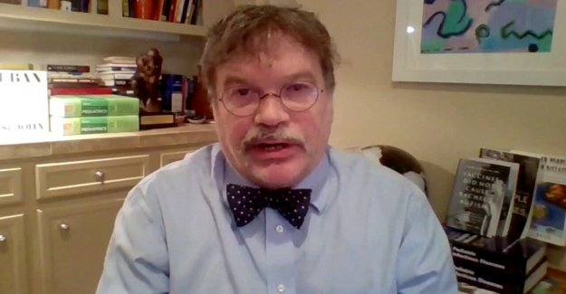 El Dr. Peter Hotez: el Caso de los números no se ven bien en Texas, la necesidad de nuevas estrategias contra COVID-19