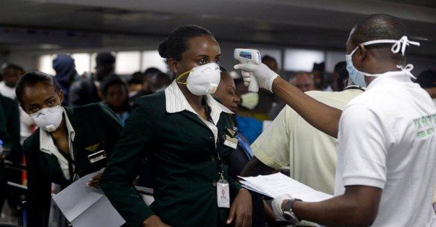El Virus ha sido devastador para muchos países de África airlines