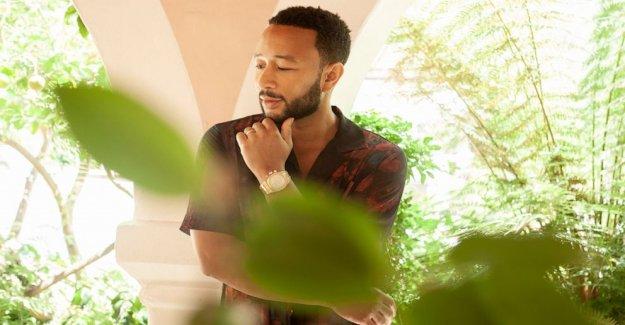 El especial de la salsa secreta de John Legend album: los Grammys