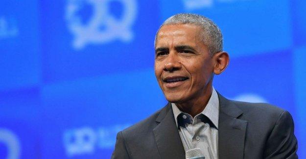 El ex Presidente Barack Obama se pone fuera de directrices a ponerse a trabajar en medio de George Floyd protestas