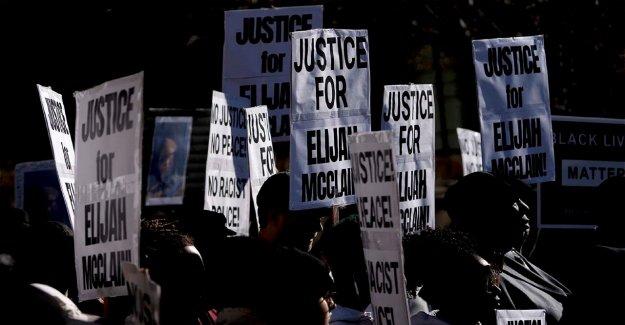 El gobernador de Colorado se mueve la reapertura de la investigación en 2019 muerte de hombre negro puesto en la policía de estrangulación