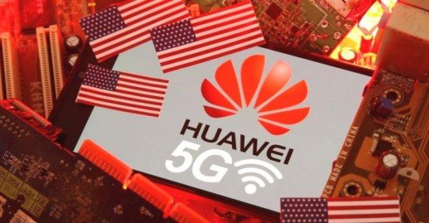 El senador le dice a los Diputados Huawei pone las tropas estadounidenses en riesgo