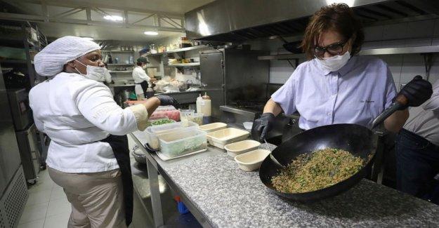 Emblemáticos restaurantes de adaptarse a un encierro en América latina