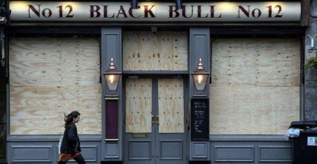 Escocés, pubs y restaurantes para volver a abrir en julio