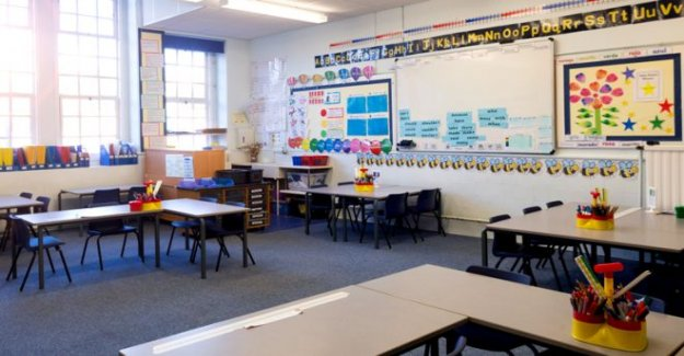 Escuela de interrupción 'podría continuar hasta el mes de noviembre'