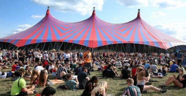 Este podría ser el camino para conseguir los festivales de ir de nuevo?