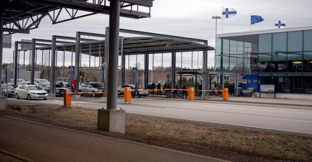 Finlandia en el dolor como cierre fronterizo bloques de turistas rusos