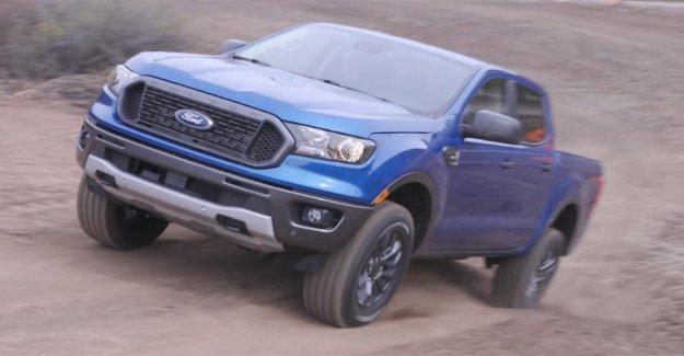 Ford Ranger lleva Cars.com's 2020 Americana Índice