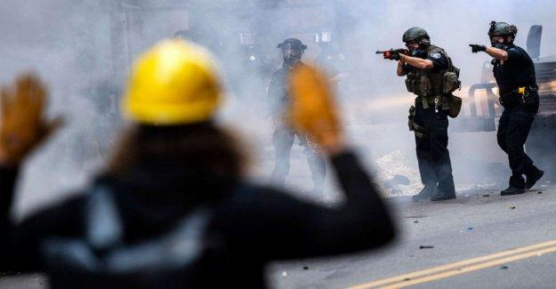 Fotos: ¿Cómo estallaron protestas en todo el país después de la muerte de George Floyd