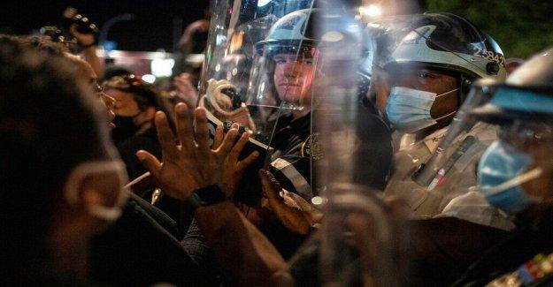 George Floyd disturbios: Cuomo, bill de Blasio anunciar NYC toque de queda