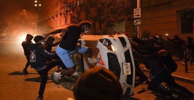 George Floyd hermano critica violenta de los manifestantes: no rompa tu ciudad