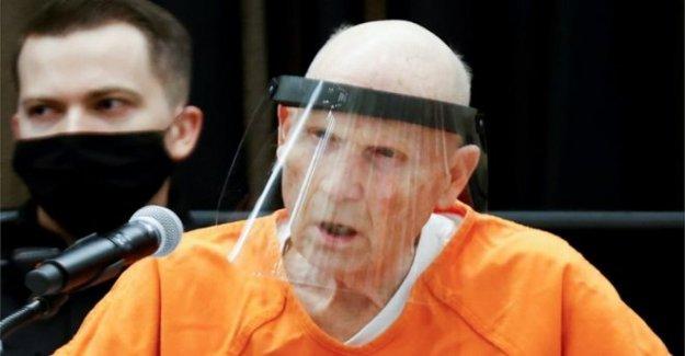 Golden State Asesino se declara culpable a los 13 asesinatos