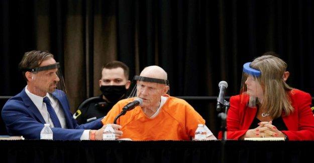 'Golden State Asesino se declara culpable de los crímenes horrendos, narrado por los fiscales
