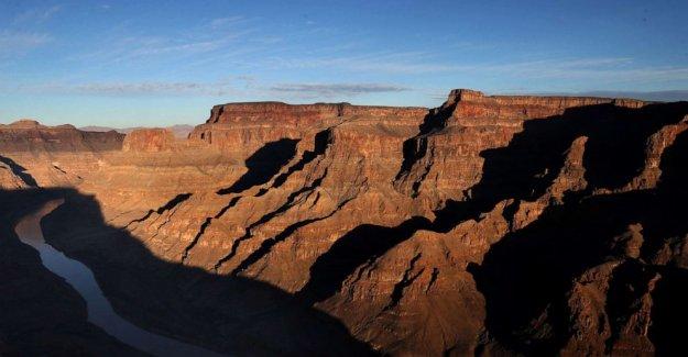 Grand Canyon caminante muerto de sospecha de exposición al calor: los funcionarios del Parque