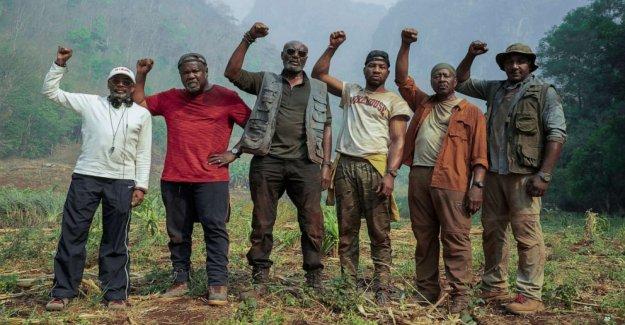 Hollywood, dice el Negro Vive Importa, pero más de la diversidad necesaria