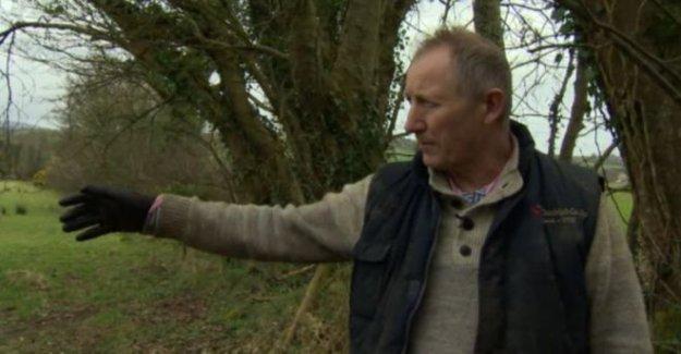 Hombre muerto en Londonderry granja incidente denominado
