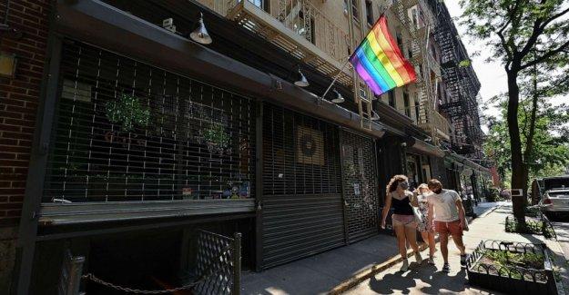 Incluso en el Mes del Orgullo, LGBTQ que las empresas luchan por sobrevivir en medio de COVID
