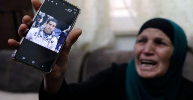 Israel PM: la Matanza de autistas Palestino una 'tragedia'