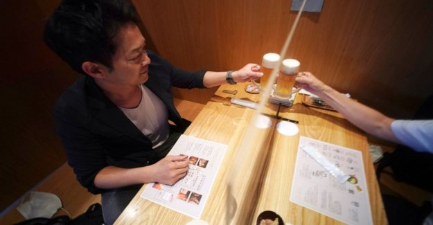 Japón pandemia de muertes bajo, pero el éxito futuro incierto
