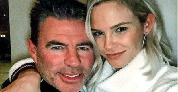 Jim Edmonds golpea 'loveless' matrimonio a Meghan Rey Edmonds