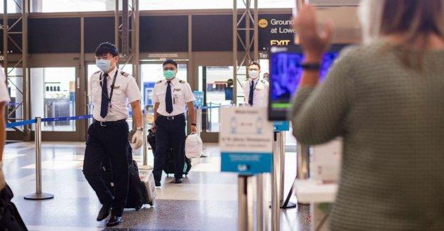 LAX para llevar a cabo proyecciones de temperatura a los viajeros en un esfuerzo para combatir la COVID-19