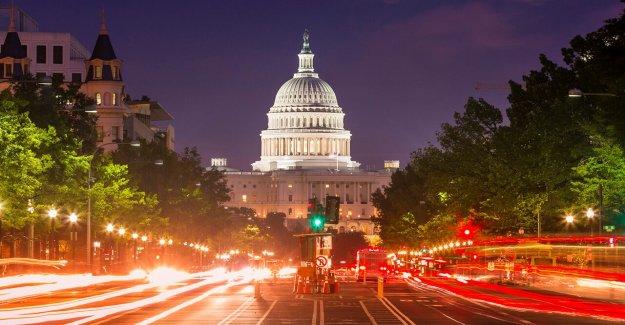 La Casa blanca amenaza de veto de la Casa Dems' DC la estadidad proyecto de ley