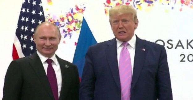 La Casa blanca insiste en que 'no hay consenso en intel de ruso recompensas por tropas de los estados unidos, ya que aumenta la presión