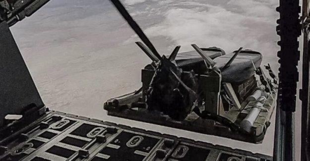 La Fuerza aérea de los brazos de carga de los aviones de ataque en el futuro