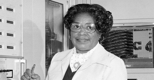 La NASA a nombre de la sede de la DC después de 'la figura oculta' Mary W. Jackson