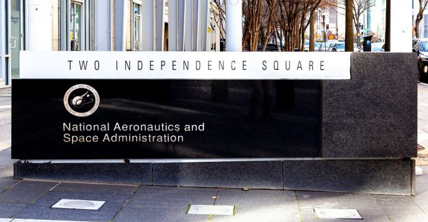 La NASA cambio de nombre de la sede de 'Figuras Ocultas científico de María Jackson