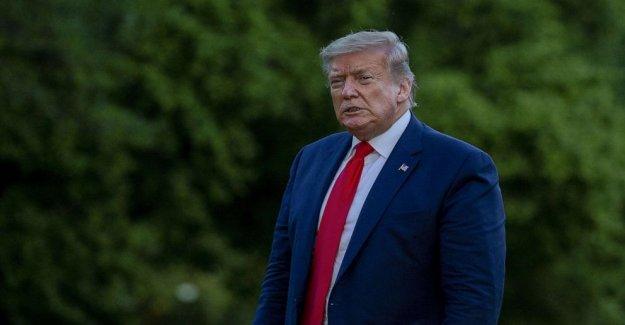 La Nota: Después de días de silencio, Trump palabras de avivar las llamas de los disturbios