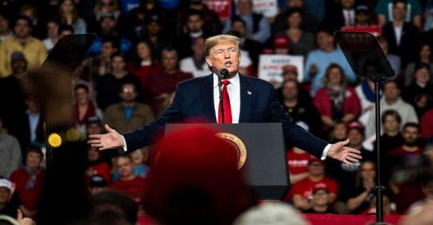 La Nota: Trump Tulsa rally cae en la definición de fin de semana para la campaña