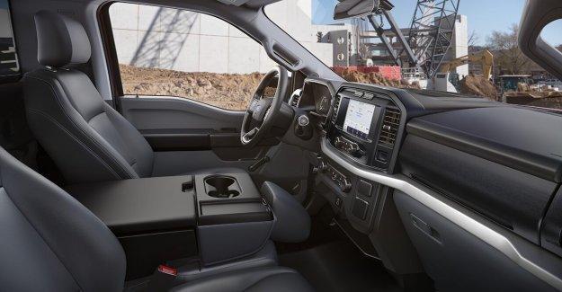La alta tecnología de 2021 Ford F-150 todavía tiene estas características de la vieja escuela