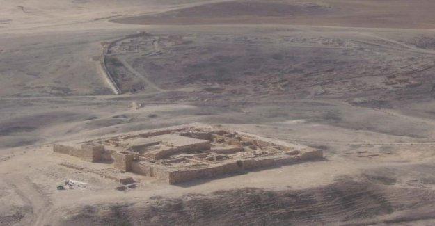 La gente antigua en el Reino de Judá, puede haber llegado a lo alto de malezas