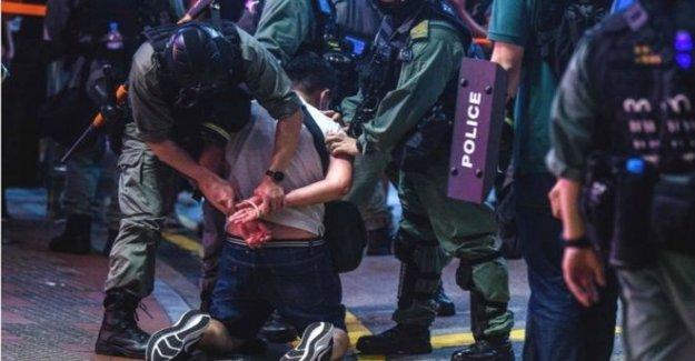 La ira, como China aprueba Hong Kong ley de seguridad