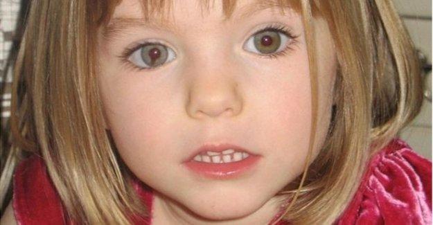 La policía petición de ayuda como Madeleine sospecha reveló