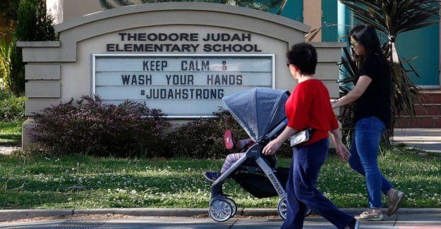 La reapertura de América del K-12 en las escuelas: ¿cuáles son los riesgos?