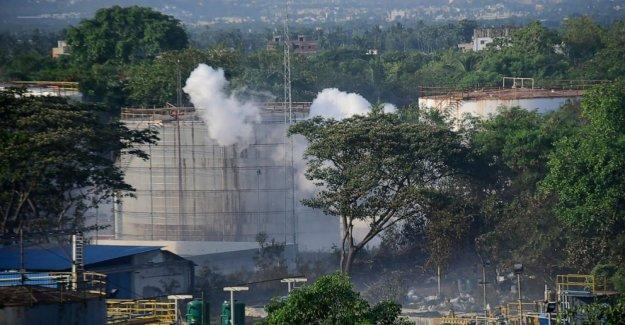 La sonda echa la culpa de las fallas de seguridad mortales de la India fuga de gas