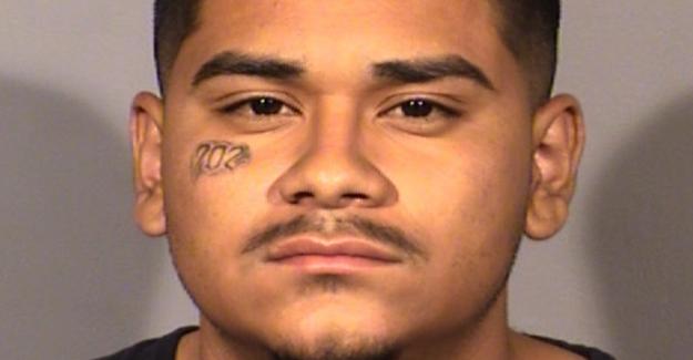 Las Vegas oficial de policía en  grave estado tras ser baleado en la cabeza; sospechoso arrestado