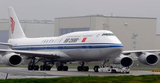 Las compañías aéreas chinas cortar muchos vuelos Beijing como coronavirus de los casos no habrá lugar