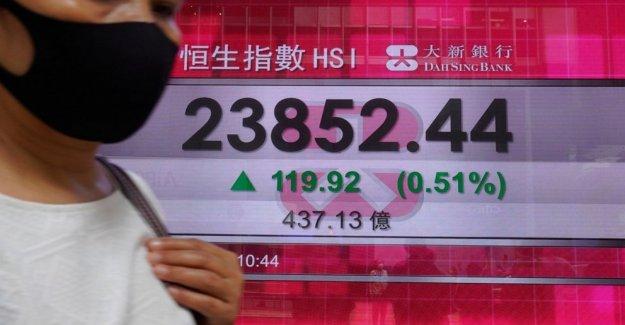 Las poblaciones de extender sus ganancias en Wall Street a un 3er día